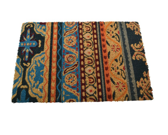 Doormat Ethnic Pattern