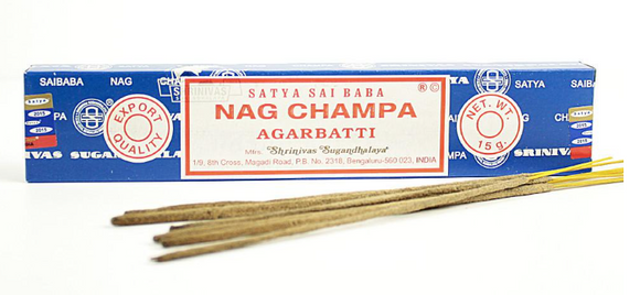 Nag Champa Incense - 15 grams