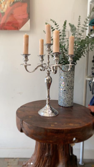 Candelabra- 5 Candle Holder