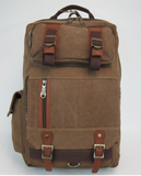 Across the Universe Backpack- Brown