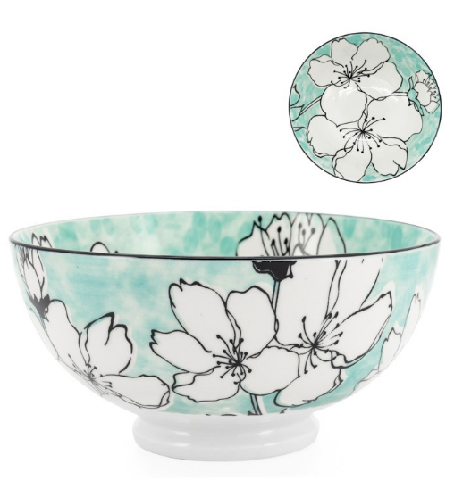 Sakura Bloom- Porcelain 56oz 8