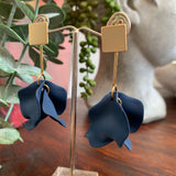 Matte Petals Earrings