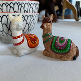 Llama Salt & Pepper Shakers