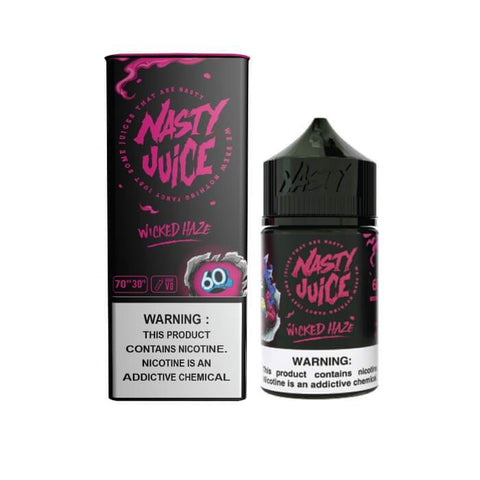 NASTY JUICE-WICKED HAZE