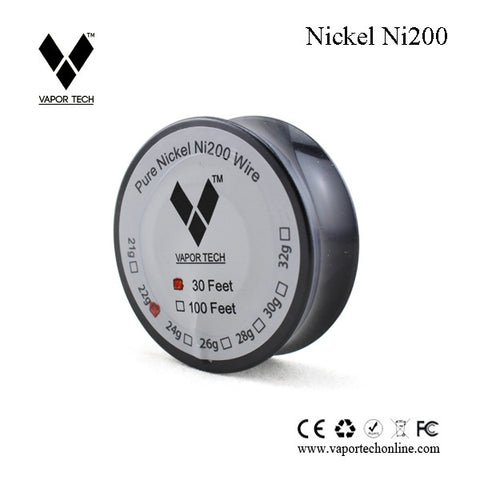 Vapor Tech Nickel Wire 30ft