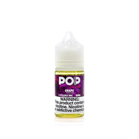 POP CLOUDS SALT - GRAPE 30ML