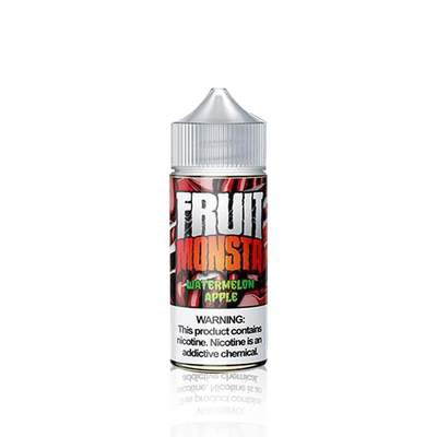 FRUIT MONSTA WATERMELON APPLE 100ML