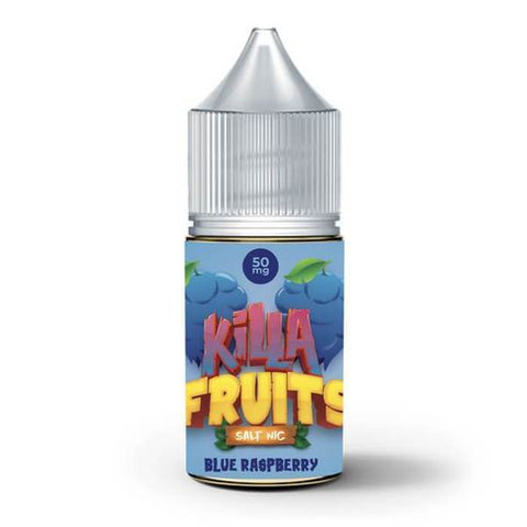 KILLA FRUITS SALT BLUE RASPBERRY 30ML
