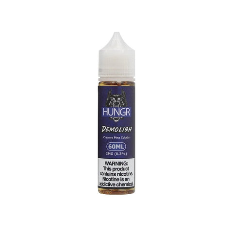 HUNGER DEMOLISH 60ML