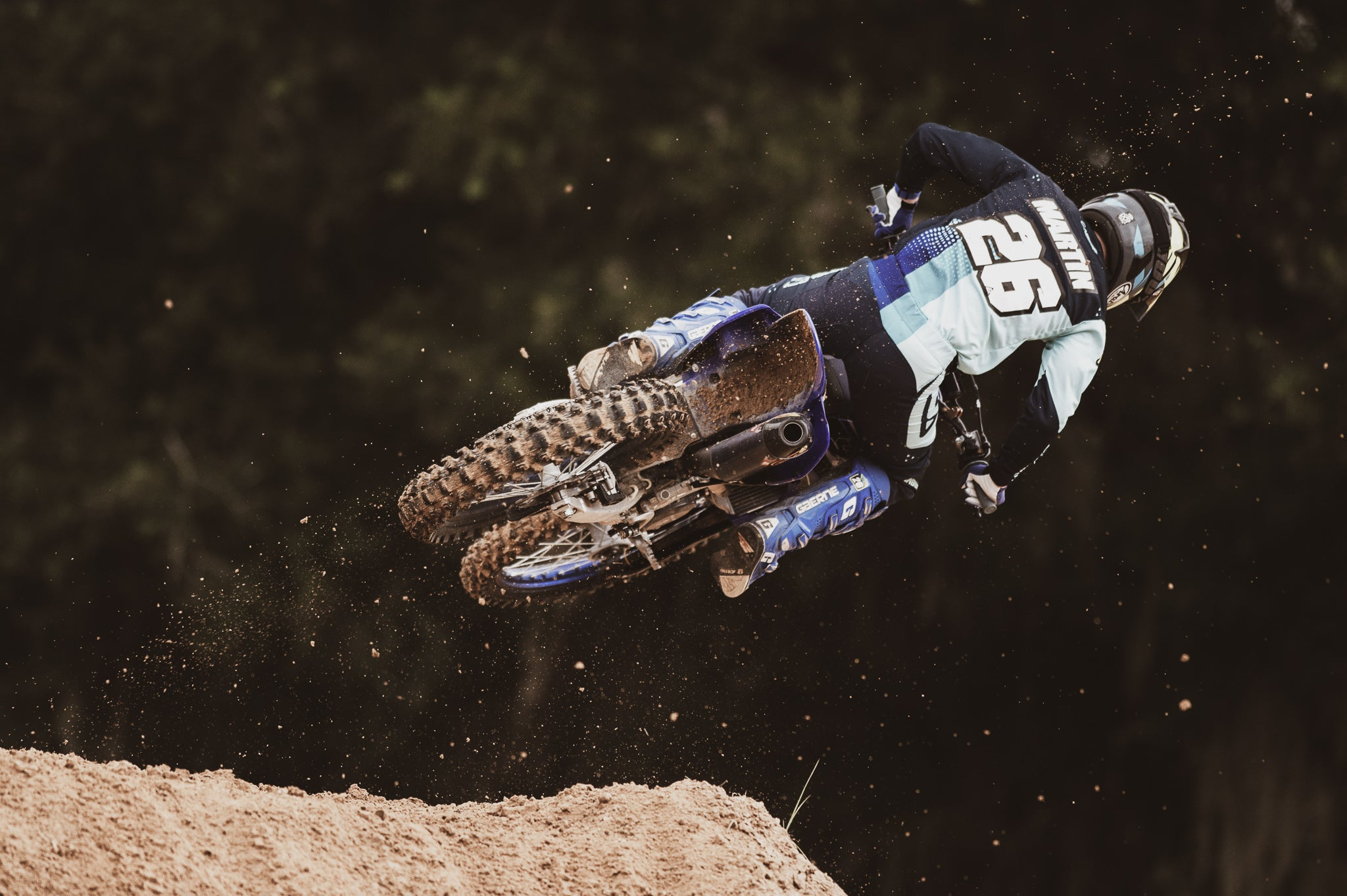 Alex Martin Profile for Manluk/Rock River/Merge Racing Supercross team