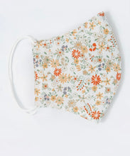 Load image into Gallery viewer, Boho floral mask