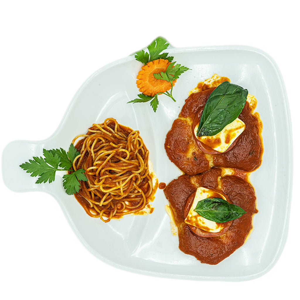 Scaloppine Alla Caprese