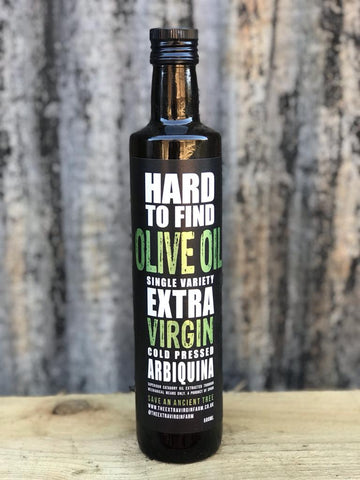 The Extra Virgin Olive oil