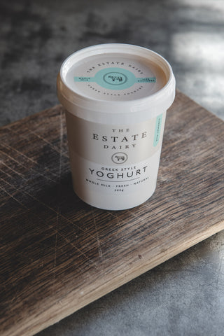 Yoghurt - The Estate Dairy