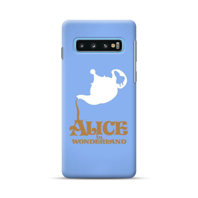 Alice in Wonder Coque Samsung S10