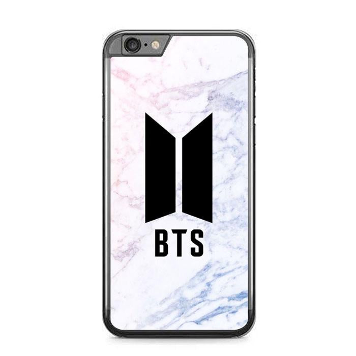 BTS Logo Z4701 iPhone 6 Plus, 6S Plus coque