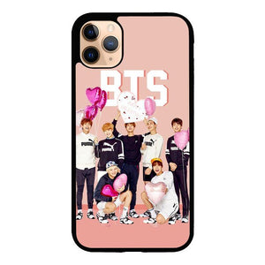 BTS Pink Z4699 iPhone 11 Pro Max coque