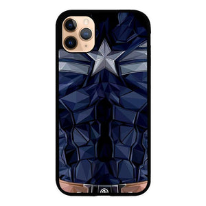 Captain America Suit Z4919 iPhone 11 Pro Max coque