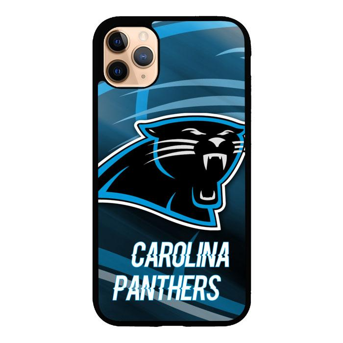 Carolina Panthers Z3023 iPhone 11 Pro Max coque