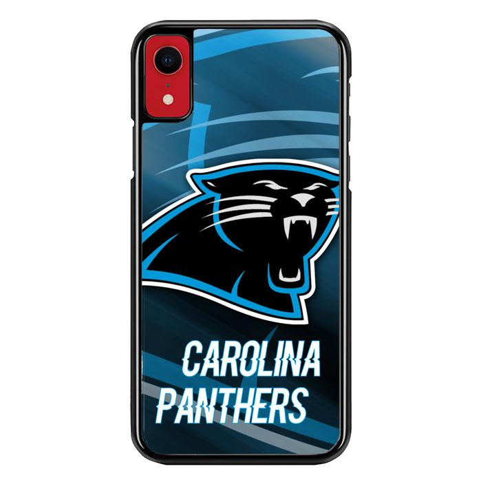 Carolina Panthers Z3023 iPhone XR coque