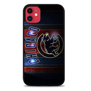 Chicago Cubs Z5242 iPhone 11 coque