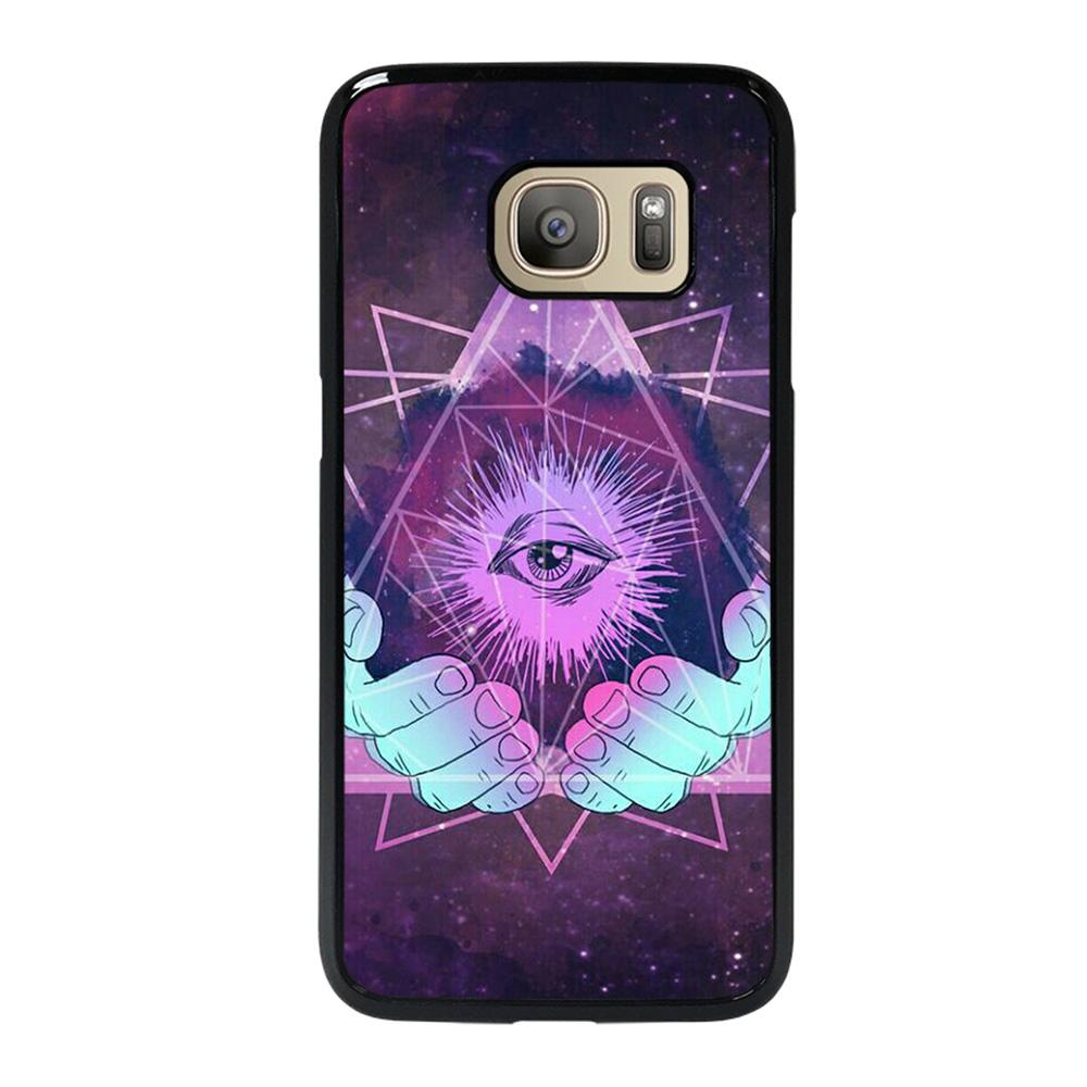 coque custodia cover fundas hoesjes j3 J5 J6 s20 s10 s9 s8 s7 s6 s5 plus edge D24927 GALAXY ILLUMINATI Samsung Galaxy S7 Case