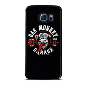 coque custodia cover fundas hoesjes j3 J5 J6 s20 s10 s9 s8 s7 s6 s5 plus edge D24992 GAS MONKEY GARAGE #1 Samsung Galaxy S6 Edge Case