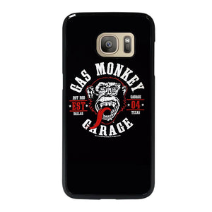 coque custodia cover fundas hoesjes j3 J5 J6 s20 s10 s9 s8 s7 s6 s5 plus edge D24994 GAS MONKEY GARAGE #1 Samsung Galaxy S7 Case