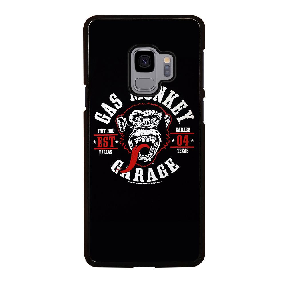 coque custodia cover fundas hoesjes j3 J5 J6 s20 s10 s9 s8 s7 s6 s5 plus edge D24998 GAS MONKEY GARAGE #1 Samsung Galaxy S9 Case