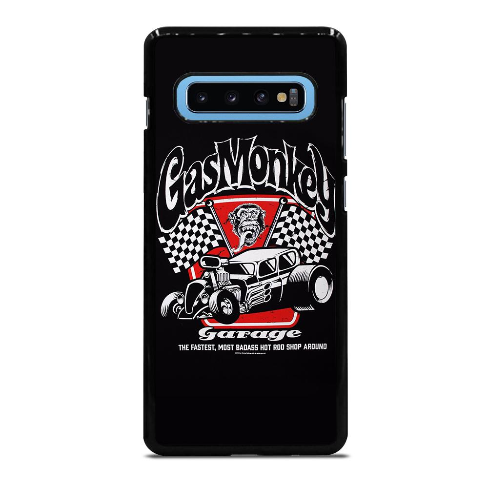 coque custodia cover fundas hoesjes j3 J5 J6 s20 s10 s9 s8 s7 s6 s5 plus edge D25008 GAS MONKEY GARAGE #2 Samsung Galaxy S10 Plus Case