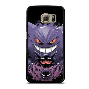 coque custodia cover fundas hoesjes j3 J5 J6 s20 s10 s9 s8 s7 s6 s5 plus edge D25027 GENGAR POKEMON #1 Samsung Galaxy S6 Case