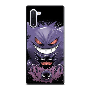coque custodia cover fundas hoesjes j3 J5 J6 s20 s10 s9 s8 s7 s6 s5 plus edge D25018 GENGAR POKEMON #1 Samsung Galaxy Note 10 Case