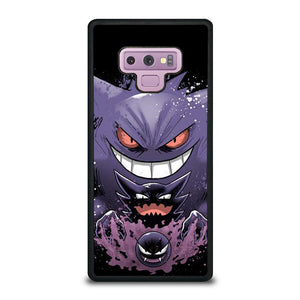 coque custodia cover fundas hoesjes j3 J5 J6 s20 s10 s9 s8 s7 s6 s5 plus edge D25022 GENGAR POKEMON #1 Samsung Galaxy Note 9 Case