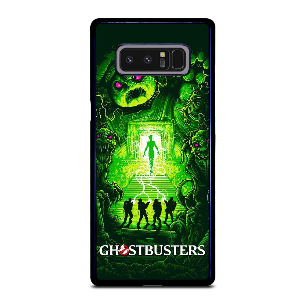 coque custodia cover fundas hoesjes j3 J5 J6 s20 s10 s9 s8 s7 s6 s5 plus edge D25084 GHOSBUSTERS ART Samsung Galaxy Note 8 Case