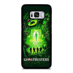 coque custodia cover fundas hoesjes j3 J5 J6 s20 s10 s9 s8 s7 s6 s5 plus edge D25092 GHOSBUSTERS ART Samsung Galaxy S8 Case