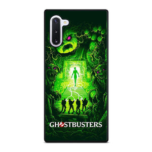 coque custodia cover fundas hoesjes j3 J5 J6 s20 s10 s9 s8 s7 s6 s5 plus edge D25082 GHOSBUSTERS ART Samsung Galaxy Note 10 Case