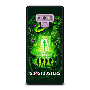 coque custodia cover fundas hoesjes j3 J5 J6 s20 s10 s9 s8 s7 s6 s5 plus edge D25085 GHOSBUSTERS ART Samsung Galaxy Note 9 Case