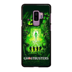 coque custodia cover fundas hoesjes j3 J5 J6 s20 s10 s9 s8 s7 s6 s5 plus edge D25095 GHOSBUSTERS ART Samsung Galaxy S9 Plus Case