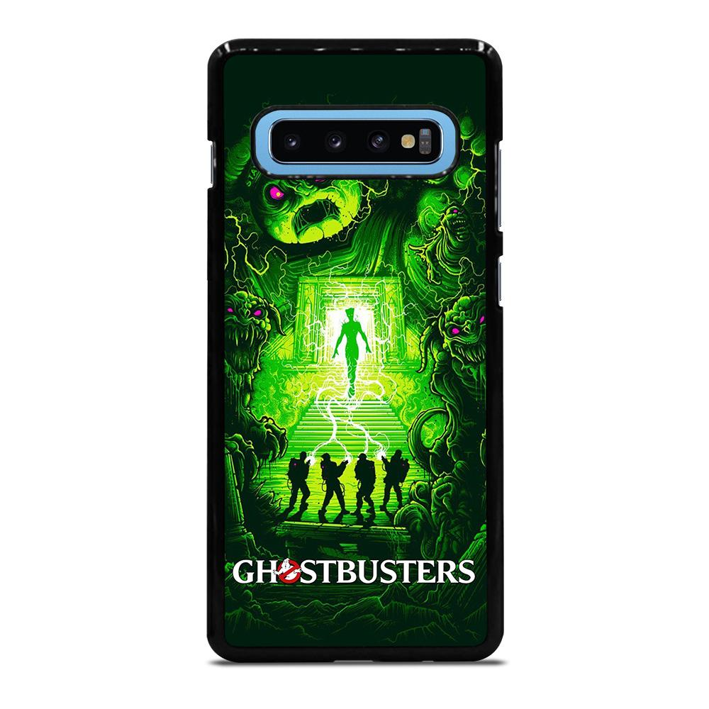 coque custodia cover fundas hoesjes j3 J5 J6 s20 s10 s9 s8 s7 s6 s5 plus edge D25089 GHOSBUSTERS ART Samsung Galaxy S10 Plus Case
