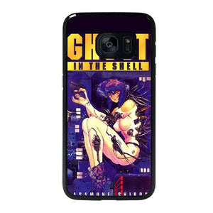 coque custodia cover fundas hoesjes j3 J5 J6 s20 s10 s9 s8 s7 s6 s5 plus edge D25105 GHOST IN THE SHELL #2 Samsung Galaxy s7 edge Case