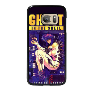 coque custodia cover fundas hoesjes j3 J5 J6 s20 s10 s9 s8 s7 s6 s5 plus edge D25104 GHOST IN THE SHELL #2 Samsung Galaxy S7 Case