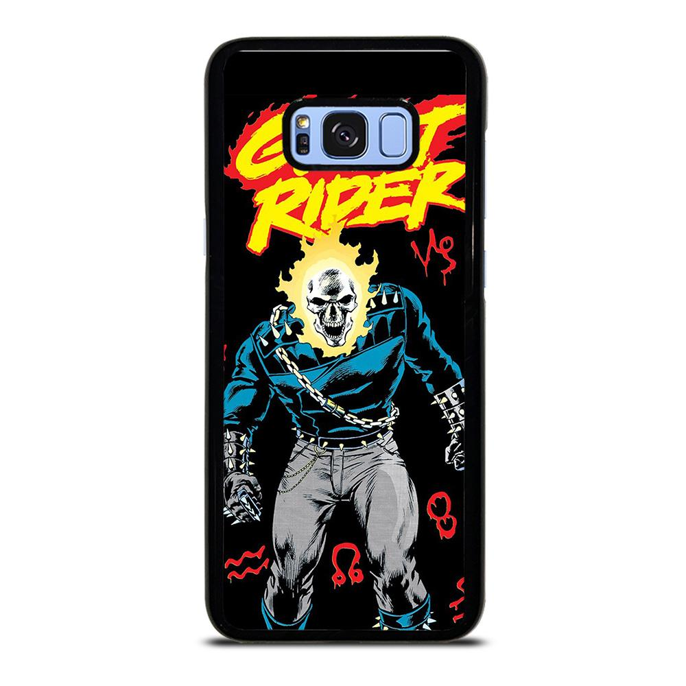 coque custodia cover fundas hoesjes j3 J5 J6 s20 s10 s9 s8 s7 s6 s5 plus edge D25124 GHOST RIDER Samsung Galaxy S8 Plus Case