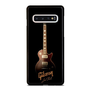coque custodia cover fundas hoesjes j3 J5 J6 s20 s10 s9 s8 s7 s6 s5 plus edge D25130 GIBSON GUITAR #2 Samsung Galaxy S10 Case