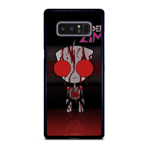 coque custodia cover fundas hoesjes j3 J5 J6 s20 s10 s9 s8 s7 s6 s5 plus edge D25170 GIR INVADER ZIM Samsung Galaxy Note 8 Case