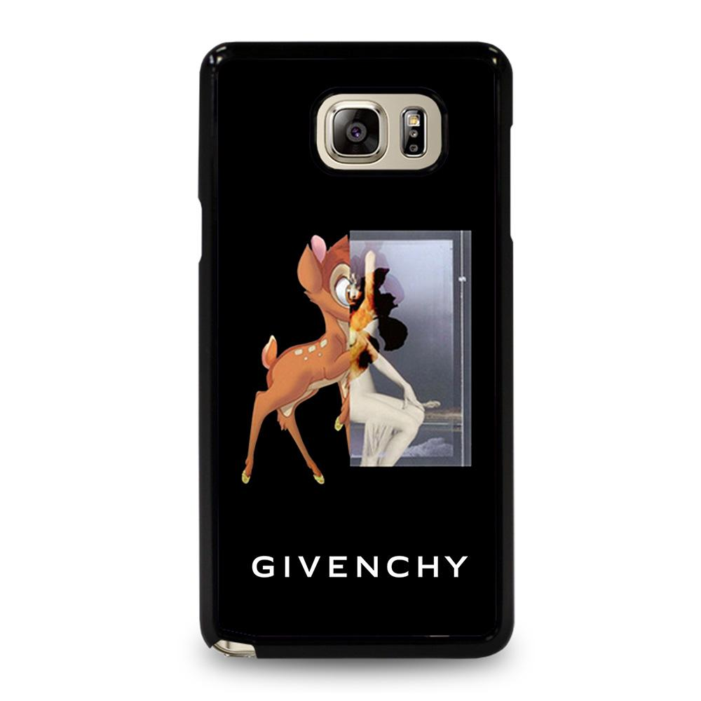 coque custodia cover fundas hoesjes j3 J5 J6 s20 s10 s9 s8 s7 s6 s5 plus edge D25207 GIVENCHY BAMBI Samsung Galaxy Note 5 Case
