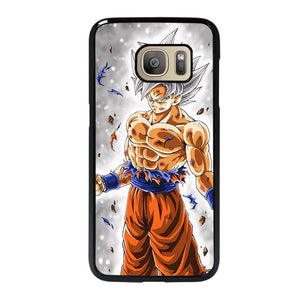 coque custodia cover fundas hoesjes j3 J5 J6 s20 s10 s9 s8 s7 s6 s5 plus edge D25352 GOKU ULTRA INSTINCT #2 Samsung Galaxy S7 Case