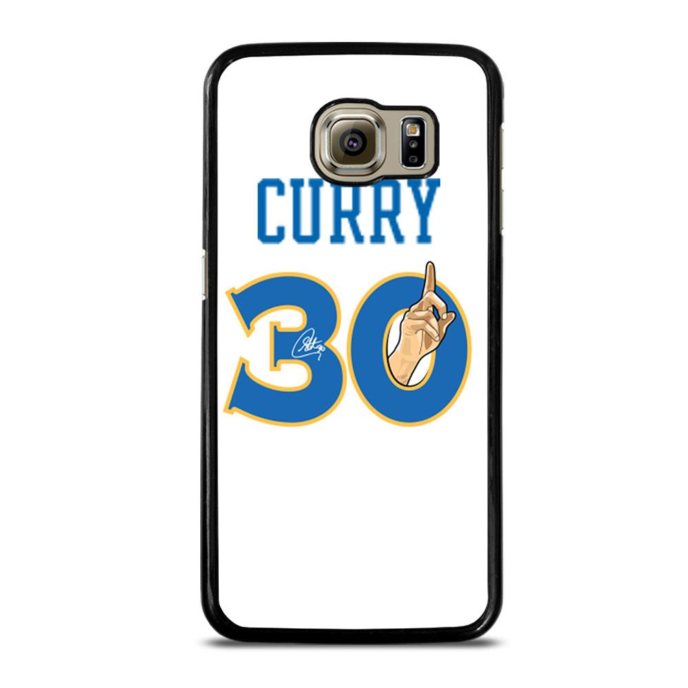 coque custodia cover fundas hoesjes j3 J5 J6 s20 s10 s9 s8 s7 s6 s5 plus edge D25403 GOLDEN STATE WARRIORS STEPHEN CURRY #3 Samsung Galaxy S6 Case