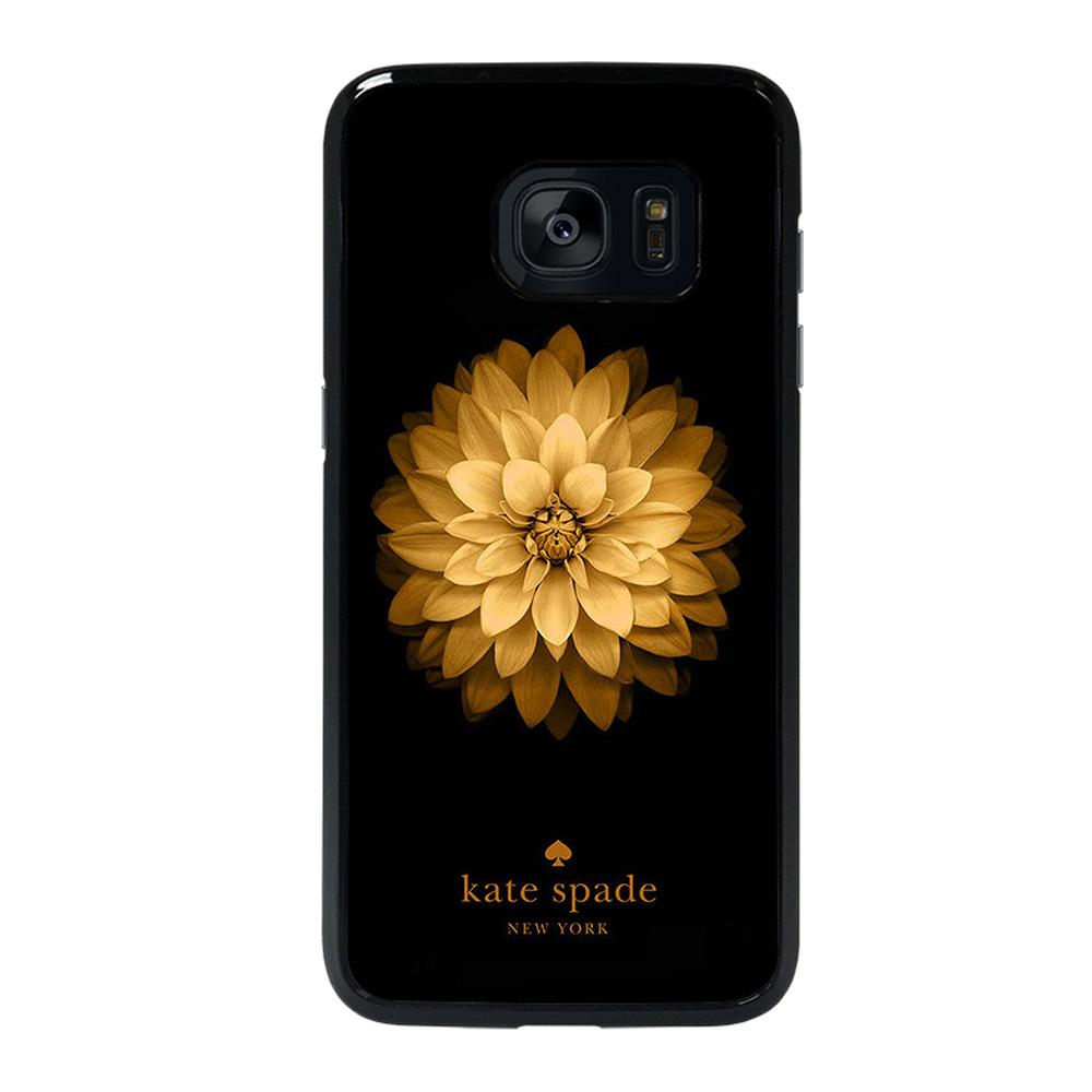coque custodia cover fundas hoesjes j3 J5 J6 s20 s10 s9 s8 s7 s6 s5 plus edge D25389 GOLD KATE SPADE LOTUS Samsung galaxy s7 edge Case