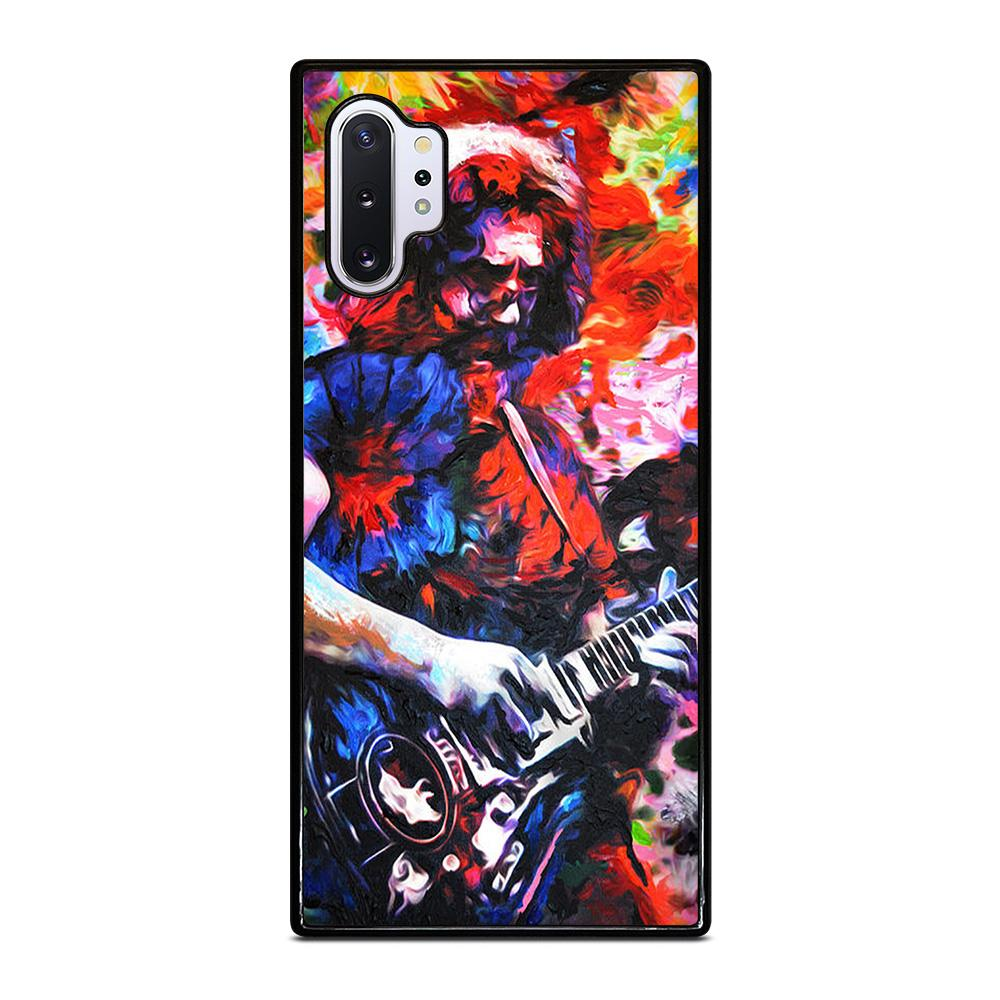 coque custodia cover fundas hoesjes j3 J5 J6 s20 s10 s9 s8 s7 s6 s5 plus edge D25584 GRATEFUL DEAD JERRY GARCIA GUITAR #1 Samsung Galaxy Note 10 Plus Case