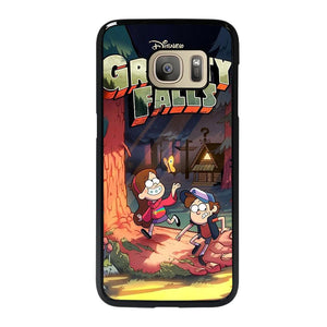 coque custodia cover fundas hoesjes j3 J5 J6 s20 s10 s9 s8 s7 s6 s5 plus edge D25637 GRAVITY FALLS #1 Samsung Galaxy S7 Case